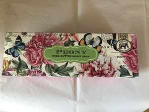 Peony Shea Butter Guest soaps for Sale in Denver, CO