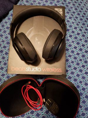 Beats studio headphones for Sale in Tacoma, WA