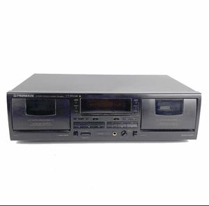 Pioneer double cassette tape deck recorder cw -504r for Sale in Jurupa Valley, CA