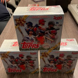 Topps 2020 Holiday Baseball Mega Box for Sale in Algonquin, IL