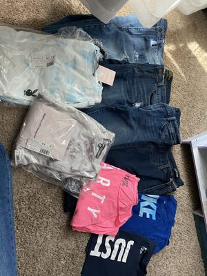 Brand bundle of clothes for Sale in Fullerton, CA