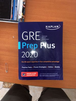 Gre prep plus 2020 brand new for Sale in Houston, TX