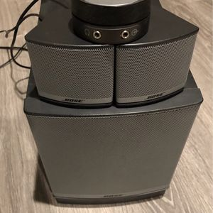 Bose Speakers With Subwoofer And Volume Control for Sale in Sonoma, CA