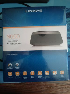 Linksys Wifi Router for Sale in Waddell, AZ