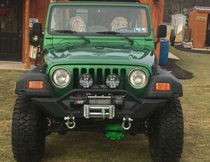 Price$1OOO.OO Jeep Wrangler for Sale in Wichita, KS