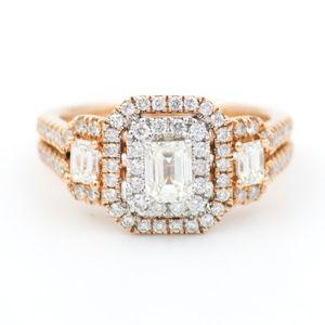 Kay Jewelers 14K Rose Gold Engagement Ring for Sale in Atlanta, GA