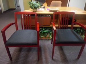 Office guest chairs for Sale in Winter Park, FL