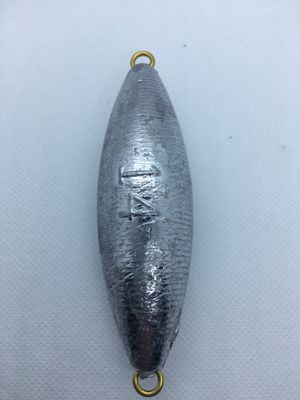 Dolphin Tackle Torpedo 14 oz Fishing Sinker Lead Weight for Sale in Yorba Linda, CA