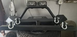 Jeep Wrangler YJ wheels and bumpers for Sale in Hollywood, FL