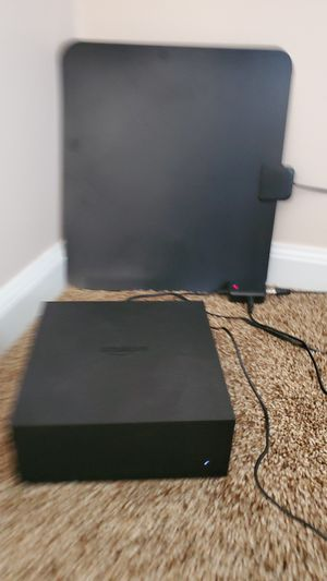 Amazon Fire TV Recast 500GB w/ HD antenna for Sale in Batavia, IL
