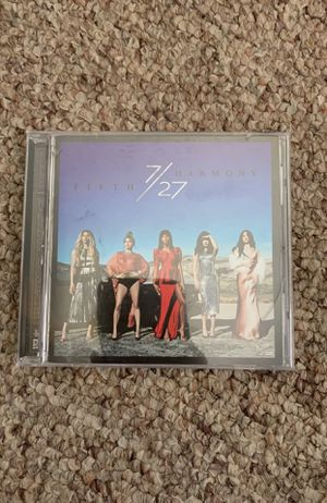 Fifth Harmony 7/27 CD for Sale in Arroyo Grande, CA