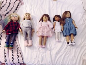 American Girl Doll Set for Sale in Tampa, FL