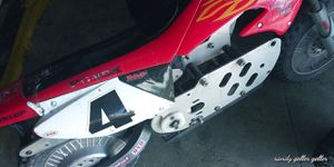 RC motorcycle frames and body parts for Sale in Escondido, CA