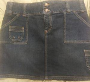*NEW* Denim Mini Skirt, Size 8 for Sale in Desert Hot Springs, CA