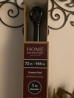 Curtain Rod : PRICE IS NEGOTIABLE for Sale in Washington, DC