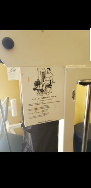 Leg press (exercise equipment) for Sale in Duarte, CA