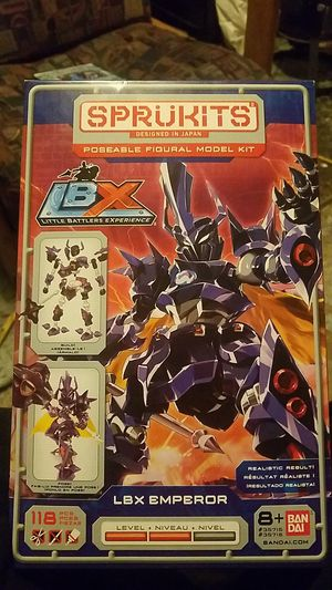 Figural model kit toy from Japan for Sale in Sacramento, CA