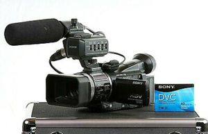 HVR-A1J Professional Videography Camcorder for Sale in McCordsville, IN