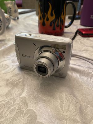 Canon PowerShot A480 10.0MP Digital Camera for Sale in Las Vegas, NV