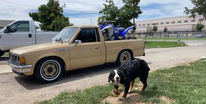 1986 Nissan 720 for Sale in Clearfield, UT
