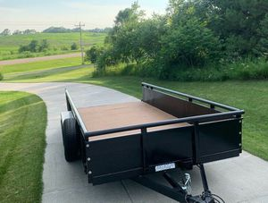 Good performance and great shape. This trailer price is $1000.00/ for Sale in Binghamton, NY