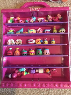 38 Shopkins with ice cream truck for Sale in Lynnwood, WA