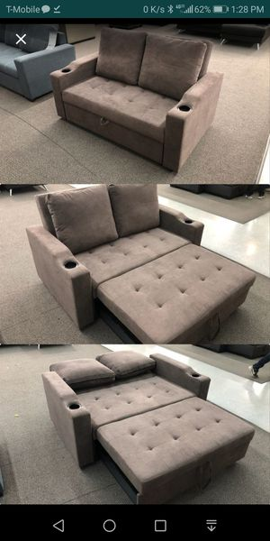 Sofa bed, Convertible sofa bed couch , loveseat sofa bed couch, sofa bed couch for Sale in Los Angeles, CA