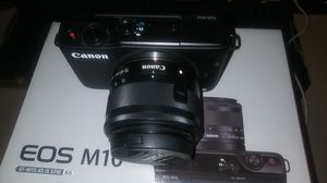 Canon M10 Digital Camera for Sale in Fort Worth, TX