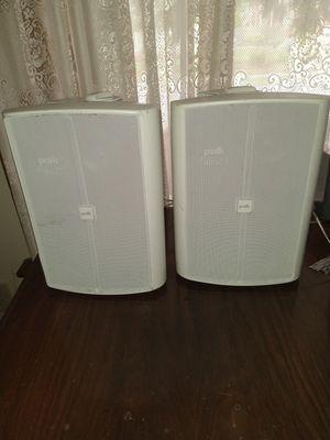 Polk Audio Patio 25 outdoor speakers for Sale in Columbus, OH