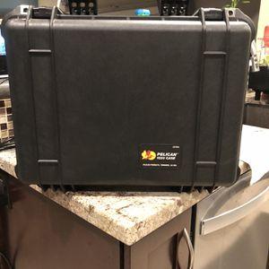Pelican 1520 Case with Foam for Sale in Long Beach, CA