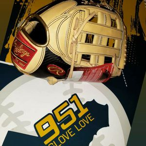 Limited Edition Rawlings Heart of the Hide 12.75inch for Sale in Riverside, CA