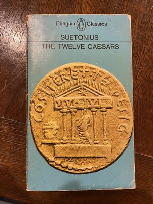 The Twelve Caesars by Suetonius for Sale in Long Beach, CA