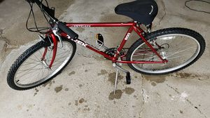 Trek 800 series red mountain bike for Sale in Long Grove, IL