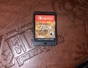 The Legend of Zelda: Breath of the Wild for Sale in San Diego, CA