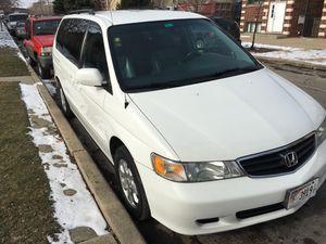 2004 Honda Odyssey EX-L for Sale in Chicago, IL