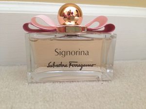 Signorina Salvatore Ferragamo Perfume for Sale in Reston, VA