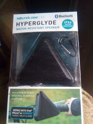 Hyperglyde water-resistant speaker for Sale in Ontario, CA