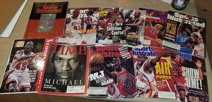 🔥 Michael Jordan/Dennis Rodman magazines 🔥 for Sale in El Mirage, AZ