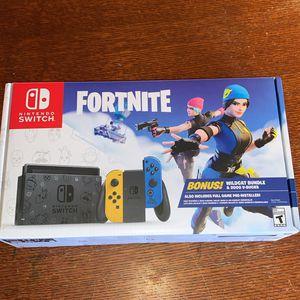 Fornite Switch for Sale in Buckeye, AZ