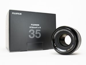 Fuji XF 35mm f1.4 R lens - excellent condition for Sale in Long Beach, CA