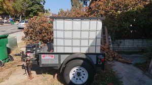 275 gallon water trailer for Sale in Oceanside, CA