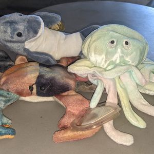Beanie Babies - From The Sea Bundle for Sale in Fullerton, CA