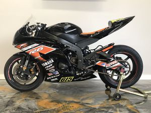 2010 Yamaha R6 Race Bike PART OUT PARTS for Sale in Boca Raton, FL