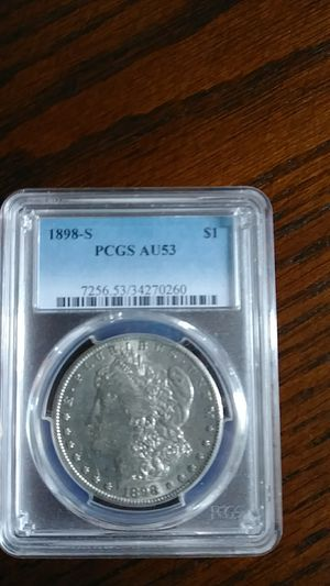 1898s Morgan dollar for Sale in Broomall, PA