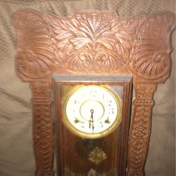 Beautiful old clock for Sale in Raleigh,  NC