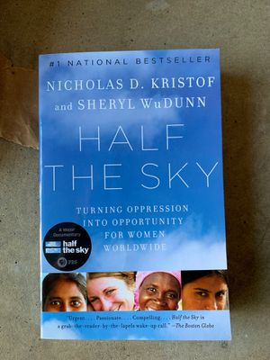 Half The Sky book for Sale in Carlsbad, CA