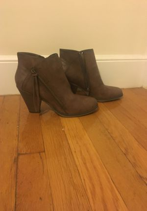 MIA Brown booties for Sale in Quincy, MA