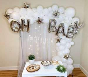 BABY SHOWER BALLOONS / GLOBOS for Sale in Los Angeles, CA