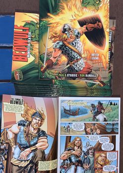 """EUC """"Beowulf"""" kids book/graphic novel by Graphic Universe for Sale in Fort Lauderdale,  FL"""
