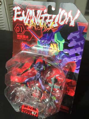 NEON Evangelion Action Fugure for Sale in San Francisco, CA